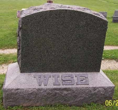 WISE, FAMILY - Stark County, Ohio | FAMILY WISE - Ohio Gravestone Photos