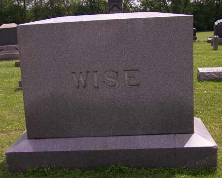 WISE, FAMILY 1 - Stark County, Ohio | FAMILY 1 WISE - Ohio Gravestone Photos
