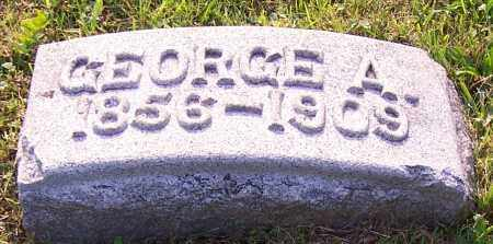 WISE, GEORGE A. - Stark County, Ohio | GEORGE A. WISE - Ohio Gravestone Photos