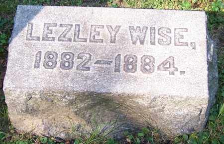 WISE, LEZLEY - Stark County, Ohio | LEZLEY WISE - Ohio Gravestone Photos