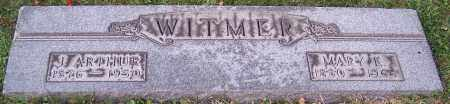 WITMER, MARY E. - Stark County, Ohio | MARY E. WITMER - Ohio Gravestone Photos