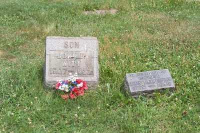 WITT, JOHN E. - Stark County, Ohio | JOHN E. WITT - Ohio Gravestone Photos