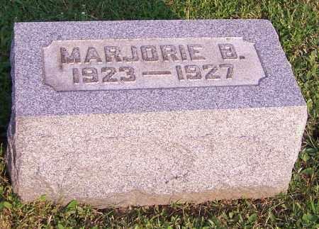 WITWER, MARJORIE B. - Stark County, Ohio | MARJORIE B. WITWER - Ohio Gravestone Photos
