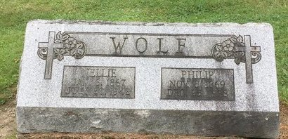 WOLF, PHILIP - Stark County, Ohio | PHILIP WOLF - Ohio Gravestone Photos