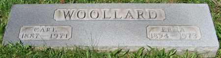 WOOLLARD, CARL - Stark County, Ohio | CARL WOOLLARD - Ohio Gravestone Photos