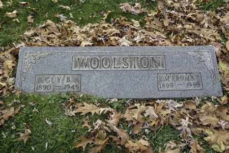 WOOLSTON, MARTHA - Stark County, Ohio | MARTHA WOOLSTON - Ohio Gravestone Photos