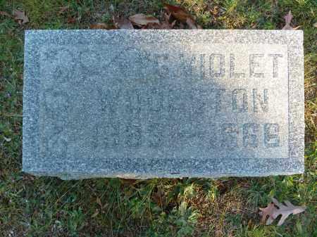 WOOLSTON, G. VIOLET - Stark County, Ohio | G. VIOLET WOOLSTON - Ohio Gravestone Photos