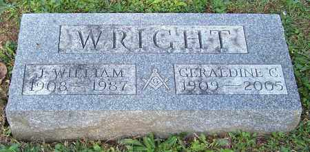 WRIGHT, GERALDINE C. - Stark County, Ohio | GERALDINE C. WRIGHT - Ohio Gravestone Photos