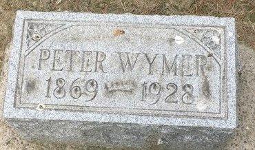 WYMER, PETER - Stark County, Ohio | PETER WYMER - Ohio Gravestone Photos