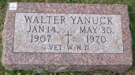 YANUCK, WALTER - Stark County, Ohio | WALTER YANUCK - Ohio Gravestone Photos