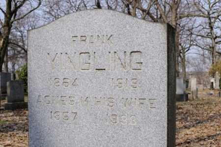 YINGLING, FRANK - Stark County, Ohio | FRANK YINGLING - Ohio Gravestone Photos