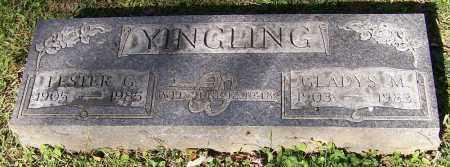 YINGLING, LESTER G. - Stark County, Ohio | LESTER G. YINGLING - Ohio Gravestone Photos