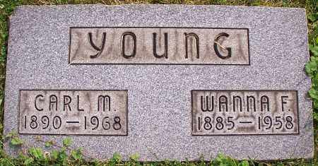 YOUNG, CAEL M. - Stark County, Ohio | CAEL M. YOUNG - Ohio Gravestone Photos