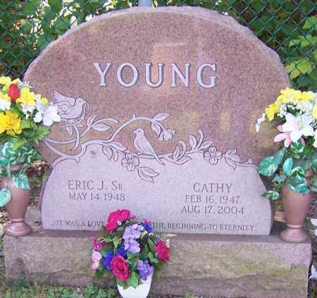 YOUNG, CATHY - Stark County, Ohio | CATHY YOUNG - Ohio Gravestone Photos