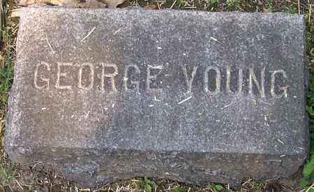 YOUNG, GEORGE - Stark County, Ohio | GEORGE YOUNG - Ohio Gravestone Photos