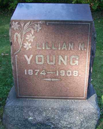 YOUNG, LILLIAN N. - Stark County, Ohio | LILLIAN N. YOUNG - Ohio Gravestone Photos