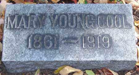 YOUNGCOOL, MARY - Stark County, Ohio | MARY YOUNGCOOL - Ohio Gravestone Photos