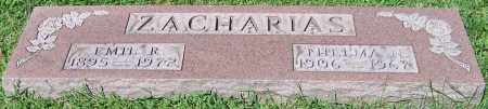 ZACHARIAS, THELMA N. - Stark County, Ohio | THELMA N. ZACHARIAS - Ohio Gravestone Photos
