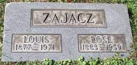 ZAJACZ, LOUIS - Stark County, Ohio | LOUIS ZAJACZ - Ohio Gravestone Photos