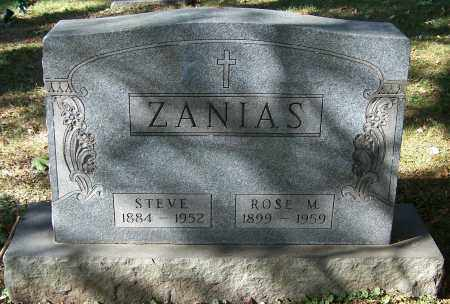 ZANIAS, ROSE M. - Stark County, Ohio | ROSE M. ZANIAS - Ohio Gravestone Photos