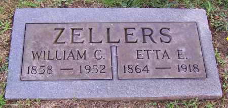 ZELLERS, WILLIAM C. - Stark County, Ohio | WILLIAM C. ZELLERS - Ohio Gravestone Photos