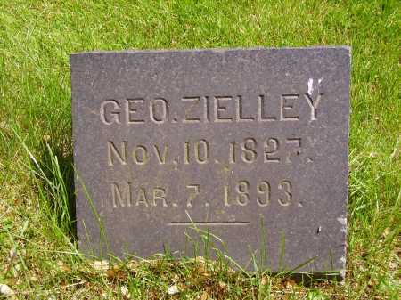 ZIELLEY, GEORGE - Stark County, Ohio | GEORGE ZIELLEY - Ohio Gravestone Photos
