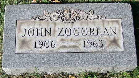 ZOGOREAN, JOHN - Stark County, Ohio | JOHN ZOGOREAN - Ohio Gravestone Photos