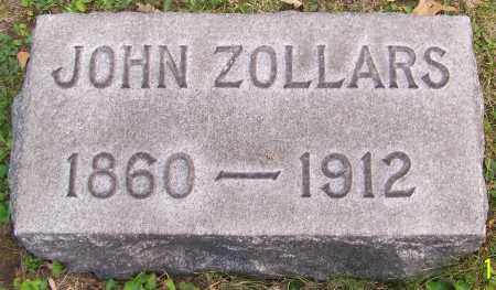 ZOLLARS, JOHN - Stark County, Ohio | JOHN ZOLLARS - Ohio Gravestone Photos