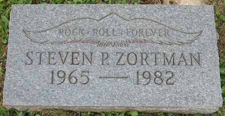 ZORTMAN, STEVEN P. - Stark County, Ohio | STEVEN P. ZORTMAN - Ohio Gravestone Photos