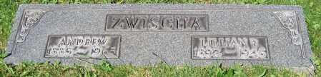 ZWISCHA, ANDREW - Stark County, Ohio | ANDREW ZWISCHA - Ohio Gravestone Photos