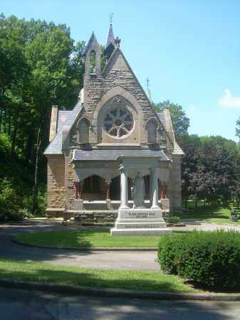 MEMORIAL CHAPEL, CIVIL WAR - Summit County, Ohio | CIVIL WAR MEMORIAL CHAPEL - Ohio Gravestone Photos
