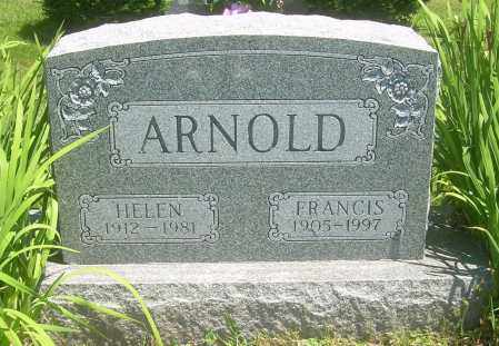 ARNOLD, FANCIS - Summit County, Ohio | FANCIS ARNOLD - Ohio Gravestone Photos