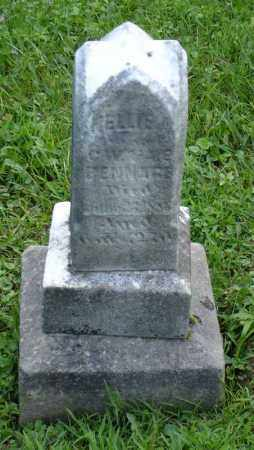 BENNAGE, NELLIE A - Summit County, Ohio | NELLIE A BENNAGE - Ohio Gravestone Photos