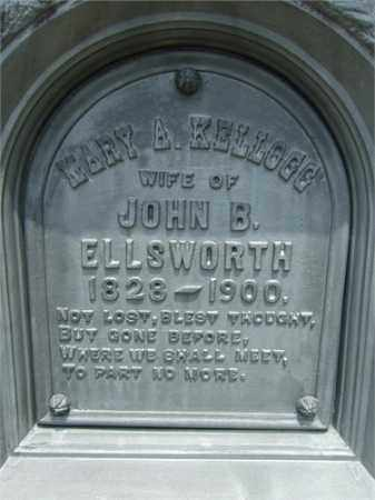 ELLSWORTH, MARY AURELIA - Summit County, Ohio | MARY AURELIA ELLSWORTH - Ohio Gravestone Photos