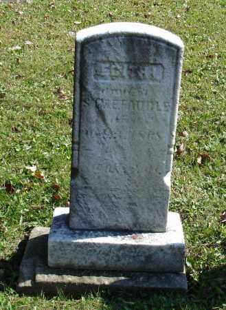 FAUBLE, EDITH - Summit County, Ohio   EDITH FAUBLE - Ohio Gravestone Photos