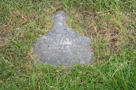 GLASKI, EDWARD - Summit County, Ohio | EDWARD GLASKI - Ohio Gravestone Photos