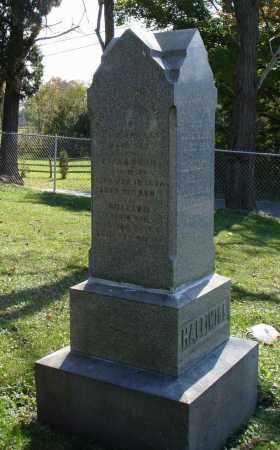 HALLIWILL, WILLIAM - Summit County, Ohio | WILLIAM HALLIWILL - Ohio Gravestone Photos