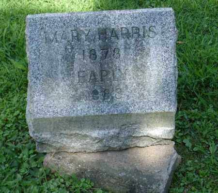 HARRIS, EARLY - Summit County, Ohio | EARLY HARRIS - Ohio Gravestone Photos