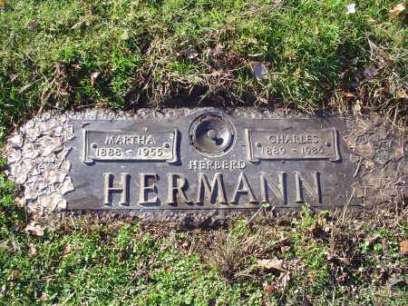 HERMANN, MARTHA - Summit County, Ohio | MARTHA HERMANN - Ohio Gravestone Photos