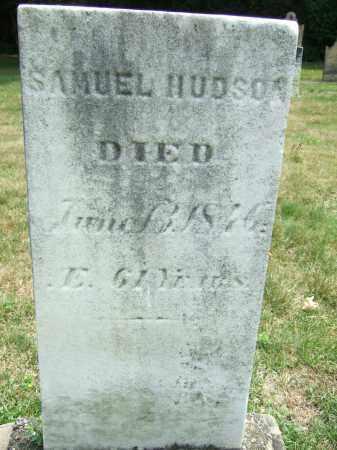 HUDSON, SAMUEL - Summit County, Ohio | SAMUEL HUDSON - Ohio Gravestone Photos