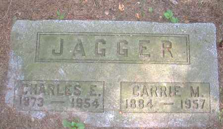 JAGGER, CARRIE M. - Summit County, Ohio | CARRIE M. JAGGER - Ohio Gravestone Photos