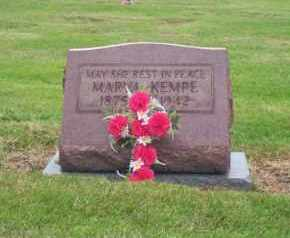 KEMPE, MARYA - Summit County, Ohio | MARYA KEMPE - Ohio Gravestone Photos