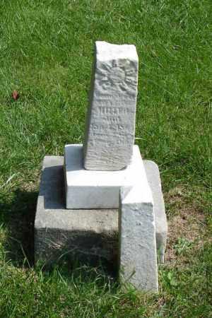MILLER, CLARA ADDA - Summit County, Ohio | CLARA ADDA MILLER - Ohio Gravestone Photos