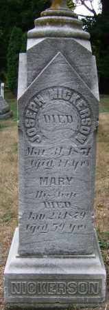 HARTLE NICKERSON, MARY - Summit County, Ohio | MARY HARTLE NICKERSON - Ohio Gravestone Photos