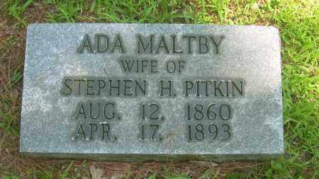 PITKIN, ADA - Summit County, Ohio | ADA PITKIN - Ohio Gravestone Photos