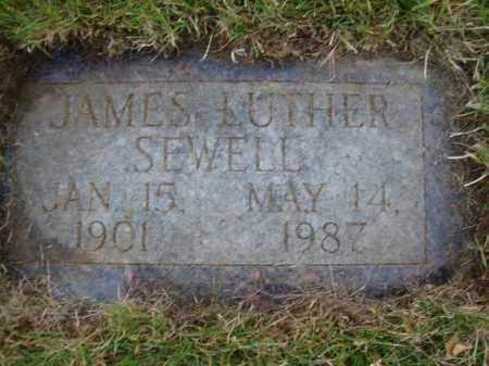 SEWELL, JAMES - Summit County, Ohio | JAMES SEWELL - Ohio Gravestone Photos