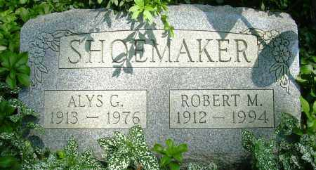 SHOEMAKER, ROBERT M - Summit County, Ohio | ROBERT M SHOEMAKER - Ohio Gravestone Photos