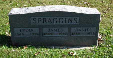 SPRAGGINS, DANIEL - Summit County, Ohio | DANIEL SPRAGGINS - Ohio Gravestone Photos