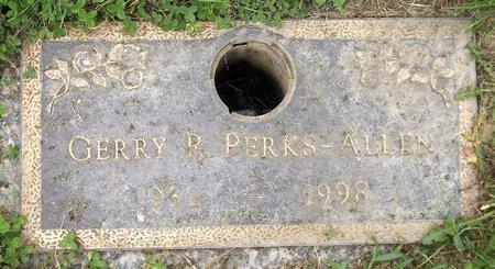 ALLEN, GERRY R. - Trumbull County, Ohio | GERRY R. ALLEN - Ohio Gravestone Photos