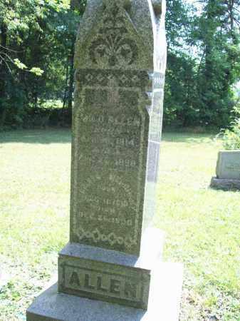 MERCHANT ALLEN, CLARISSA - Trumbull County, Ohio | CLARISSA MERCHANT ALLEN - Ohio Gravestone Photos